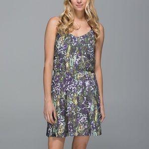 lululemon City Summer Dress in Floral Sport Multi